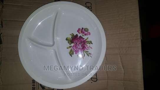 Partion Melamine Plate/Melamine Plate image 2
