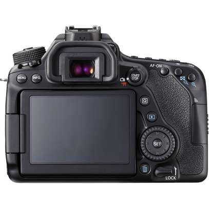 Canon EOS 80D DSLR Camera (Body Only) image 2