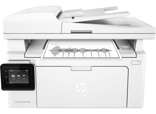 HP Laserjet Pro MFP M130fw All-in-One Printer image 1