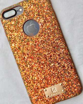 Puloka Glittering Luxurious Cases for iPhone 8,iPhone 8 plus image 5