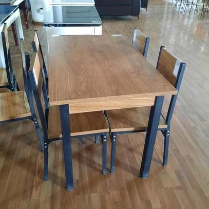 4-Seater Dining Set image 1