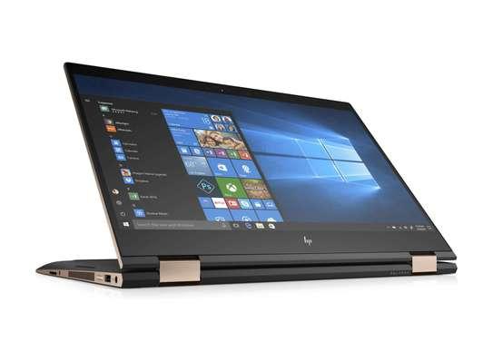 HP SPECTRE X360 13-AP0010CA Laptop i7 8765U /8GB/256/TOUCH GEM CUT ,BLUE image 2
