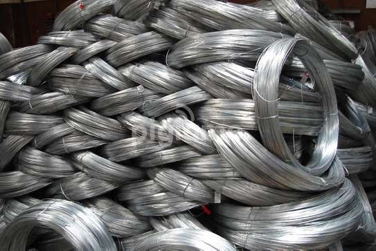 ht wire electric fencing wire supplier in kenya image 1