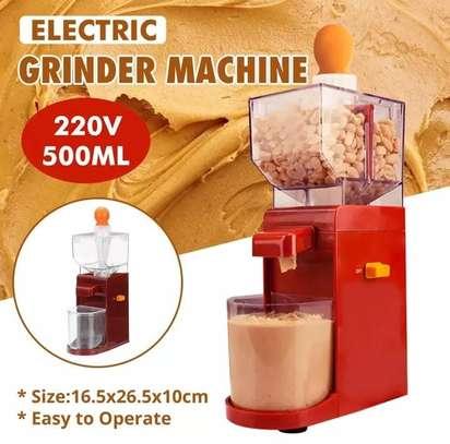 ELECTRIC GRINDER MACHINE image 1