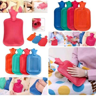 Hot water bottle/rubber water bottle image 1