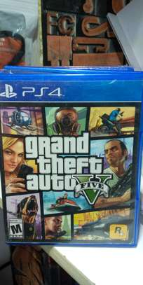 Grand Theft Auto V(5) Ps4 Game