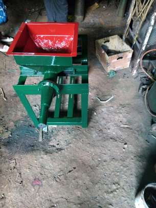 Mini Briquette Machine image 2