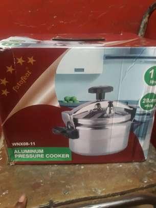 Aluminium Pressure Cooker 11 Litres