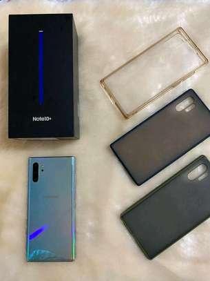 Samsung Galaxy Note 10 Plus 5G The 512 Gigabytes Version image 2