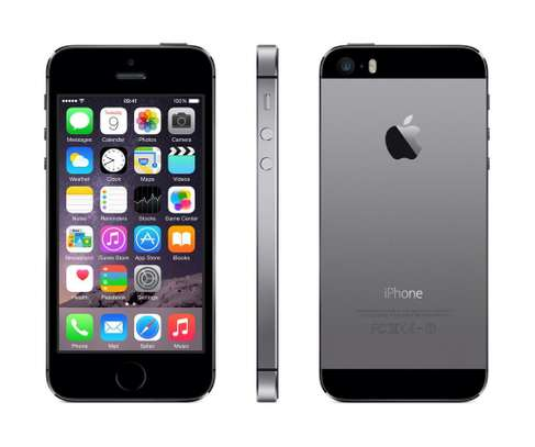 Apple iPhone 5s 64GB, 4G LTE - Space Grey