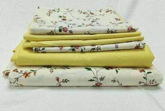 Turkish Pure cotton fitted bedsheets image 10