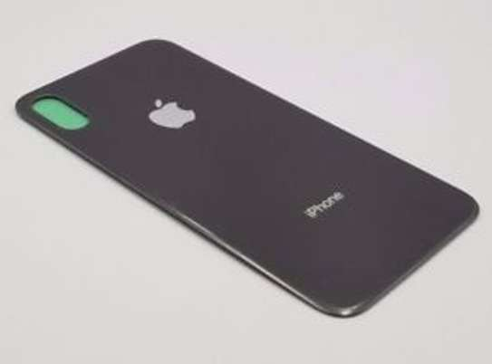 Battery Cover Replacement Back Door Housing Case For iPhone X/Xs image 7
