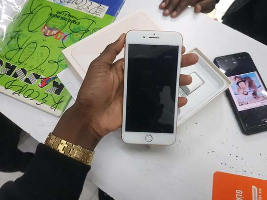 Apple 8 plus 256 GB. All Colors available. Wholesale price image 1