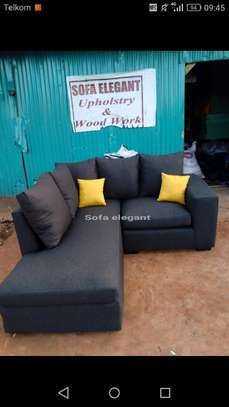1 seater and chaise lounge