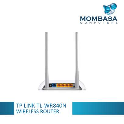 TP-Link WR840N wireless Router image 3