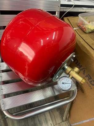 25L Swimming pool filter with pressure gauge image 2