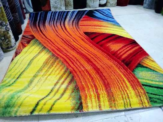 3-D colorful Carpets