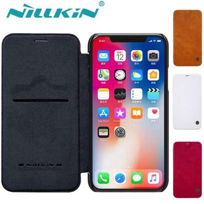 Nillkin Qin Series Leather Luxury Wallet Pouch For iPhone 7/iPhone 7 Plus image 1