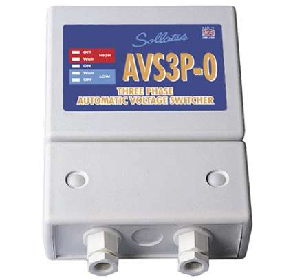 Sollatek Automatic Voltage Switcher-AVS30A