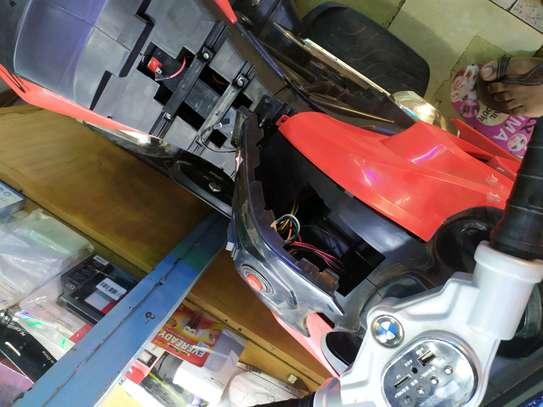 Electric Car Toy Repair image 3