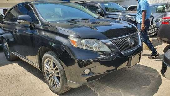 Lexus RX image 4
