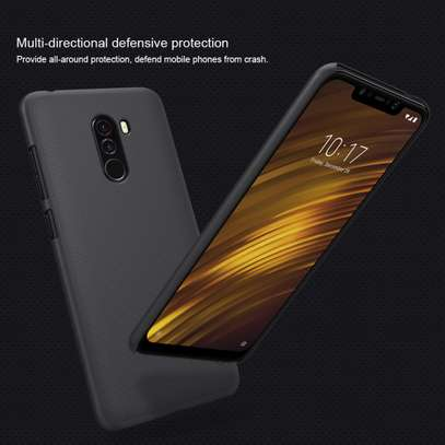 NILLKIN Super Frosted Shield Back Cover For Pocophone F1 image 2