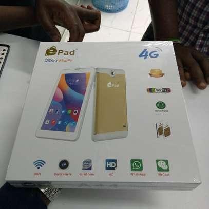 Wifi and Sim Card Kids Tablets 16gb 2gb ram(shop) image 1