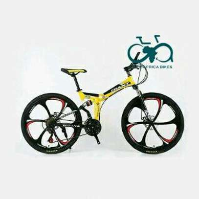 Yellow Diant bike/bicycle