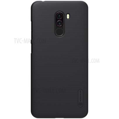 NILLKIN Super Frosted Shield Back Cover For Pocophone F1 image 1