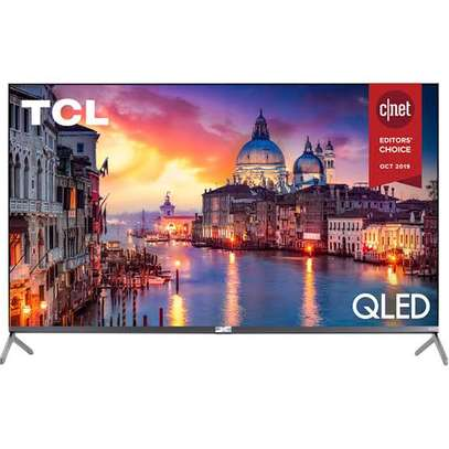 43 inch TCL Android smart 4k TV(QLED) image 1