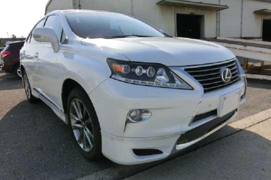 Lexus RX 270 image 1