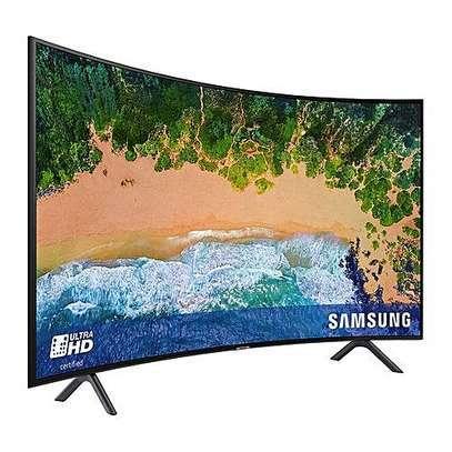 Samsung 49 inch digital smart curvedTV image 1