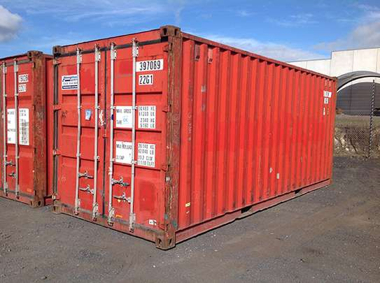 Used Shipping Containers image 2