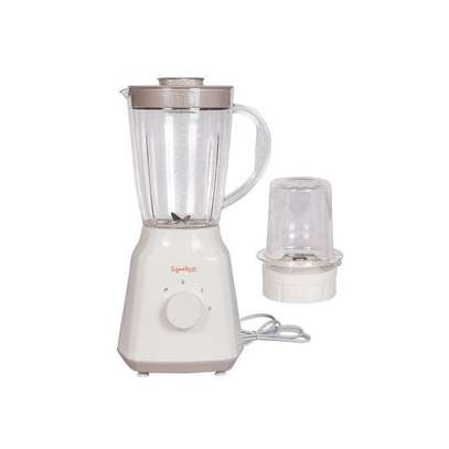 Signature Blender 2 In 1 With Grinder - 1.5 Litres image 1