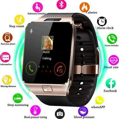 Dz09 Smartwatch image 1