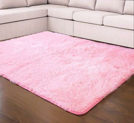 Fluffy carpet image 1