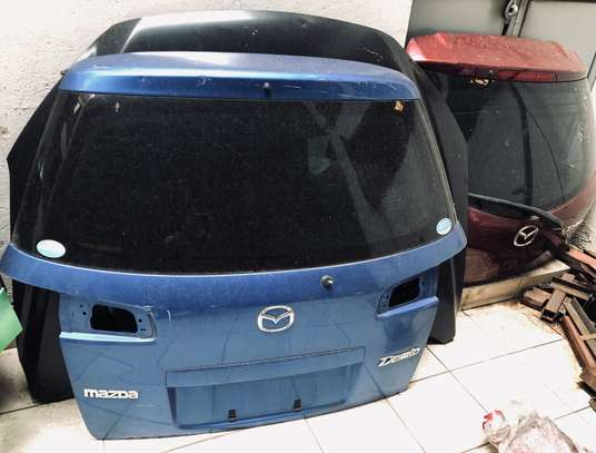 Mazda spare parts image 2