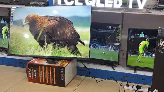 Vision 32 inch Android Frameless Smart Digital TVs image 1