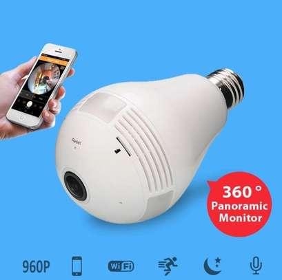 CCTV Bulb Camera image 3
