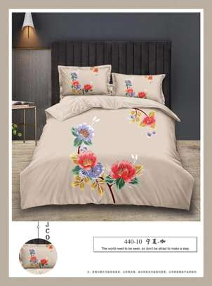 Turkish Pure Cotton Bed Cover image 2