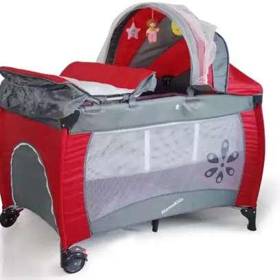 baby/newborn essentials/playpen/Rocker/Free Playmat image 8