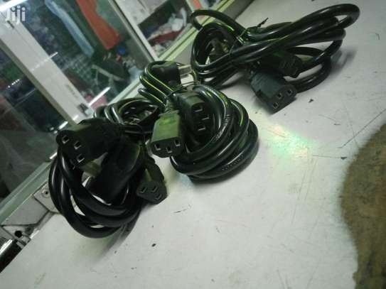 Twin Power Cable image 1