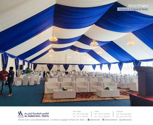 Tents & Marquees For Hire | For Sale | Al Fares Intl Tents image 4