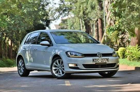 Volkswagen golf tsi MK7 2014 image 2