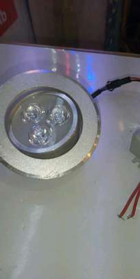 Led Downlighter 3watts(silver) image 1