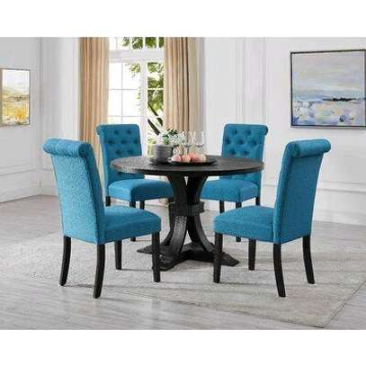 Gorgeous Quality 4 Seater Dining Table image 1