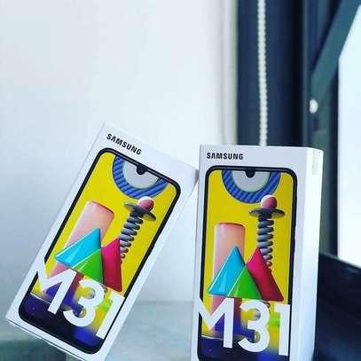 "Samsung Galaxy M31, 6.4"", 128GB + 6GB RAM (Dual SIM), 6000mAh, image 1"