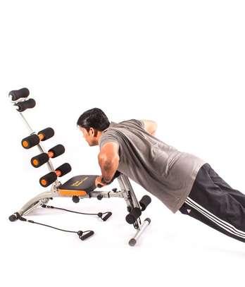 Sit Up Gym Fitness Workout Machine image 1