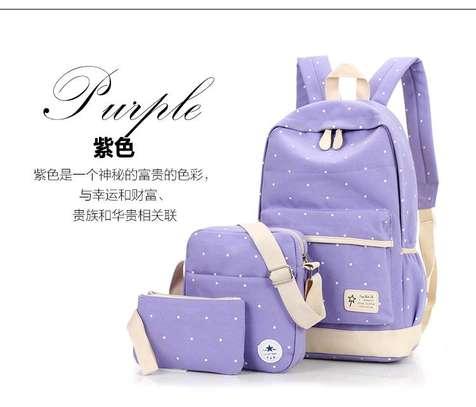 BAG PACK school bags_