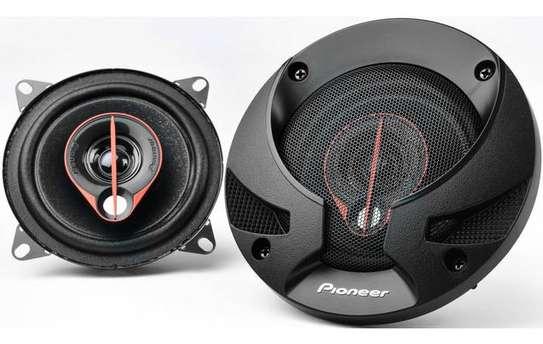 """Pioneer TS-R1051S 4"""" Car Speakers. image 1"""